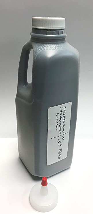 JL Toner Compatible Toner Refill Replacement for Brother TN760 TN-760 TN 760 TN730 TN-730 TN 730 Black, 1-Pack