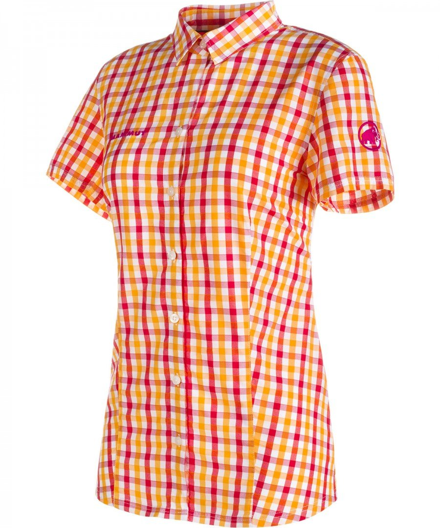 blanc radiant S Mammut Kirsi Wohommes Shirt