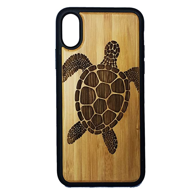32c7a139f SEA Turtle Phone Case Cover for iPhone XR by iMakeTheCase | Tribal Tattoo  Ocean Sea Hawaiian