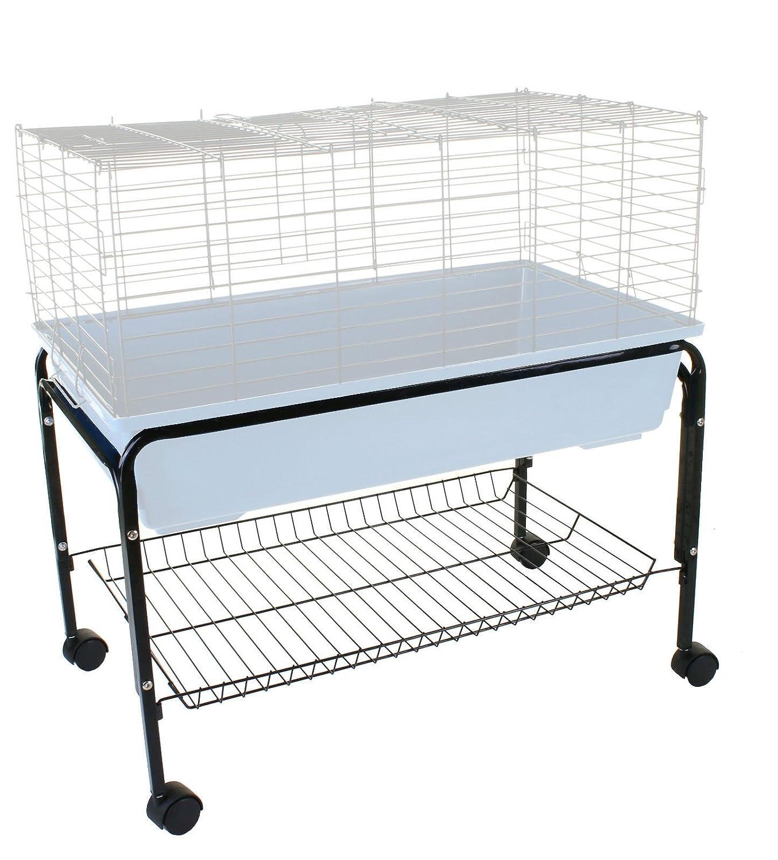 Plataforma para jaula para conejo de Marko Pet para interiores ...