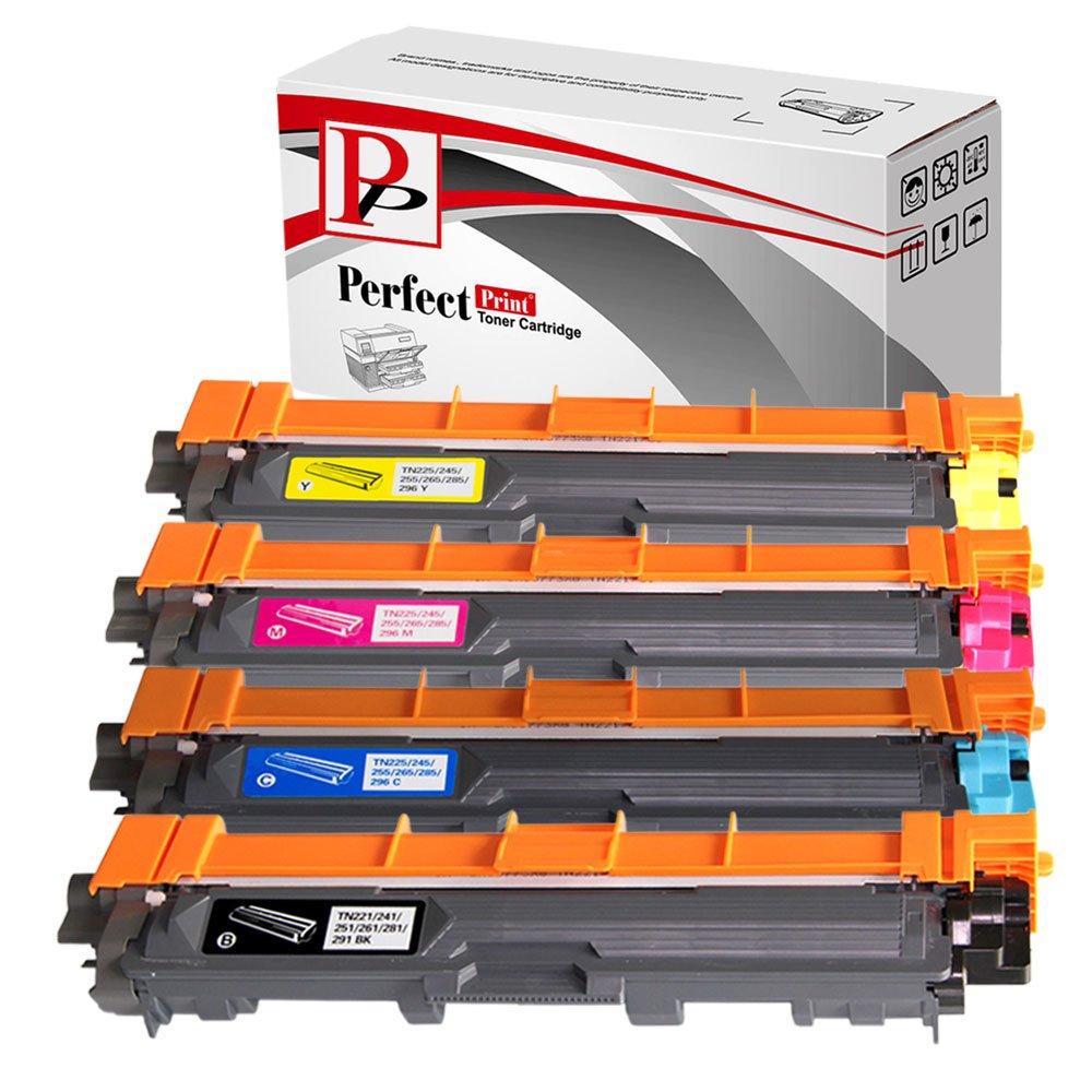 PerfectPrint Compatible TN TN cartuchos de tóner láser para Brother DCP CDW
