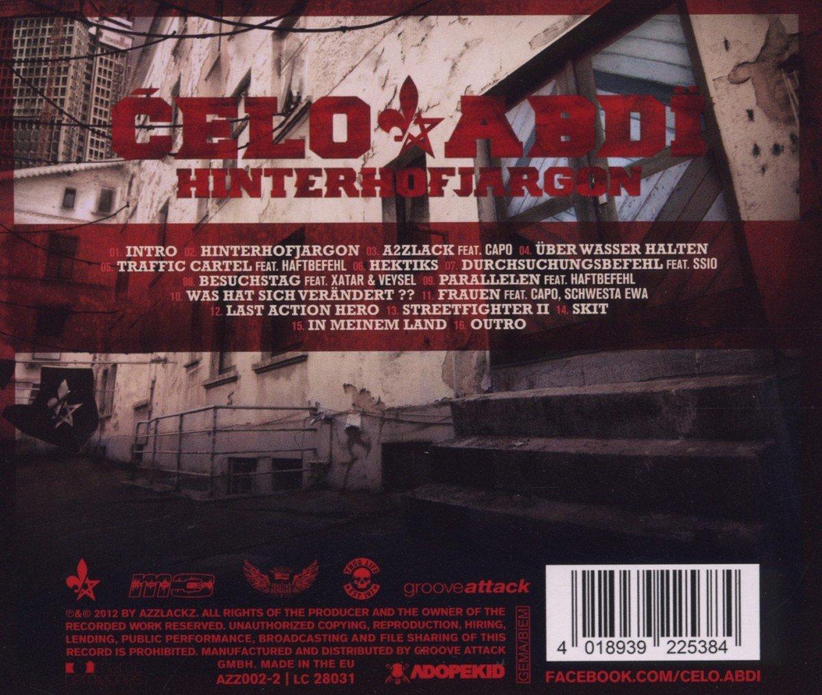 Celo & Abdi - Hinterhofjargon - Amazon.com Music