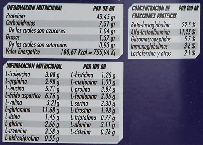 Revtech Triple Whey Proteína de Suero de Leche, Sabor a Chocolate - 2267 gr
