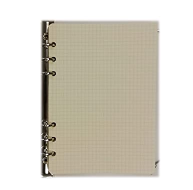 tipome.com 200 Hojas Repuesto/Recambio para Agenda A5 con 6 ...