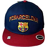 6efc366e540b07 Youth Kid Size FC Barcelona Authentic Official Licensed Soccer Cap, FCB One  Size -019