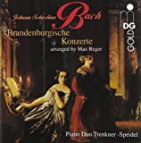 Brandenburgische Konzerte (Für Klavier zu vier Händen bearbeitet von Max Reger)