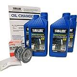 Yamaha LUB-MRNMD-KT-10 O/B F75 ~ F115 10W-30 Oil Ckt; New # LUB-MRNMD-KT-11 Made by Yamaha