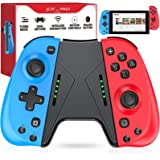 ESYWEN Joy Pad Controller for Nintendo Switch, Controllers for Nintendo Switch, Replacement for Joycon with Macro Button and