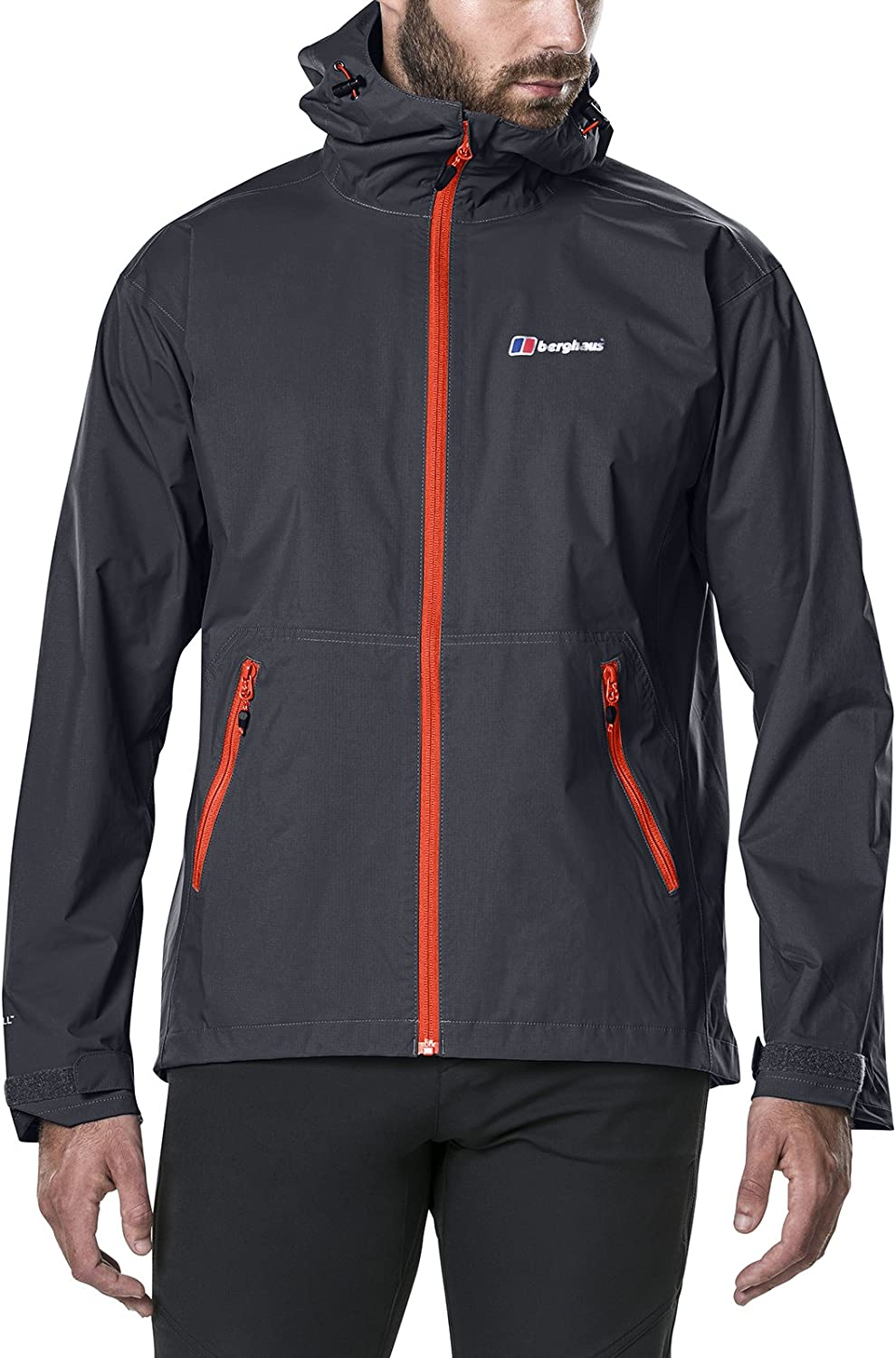 Berghaus Mens Deluge Pro Insulated Jacket Rolling Storm M