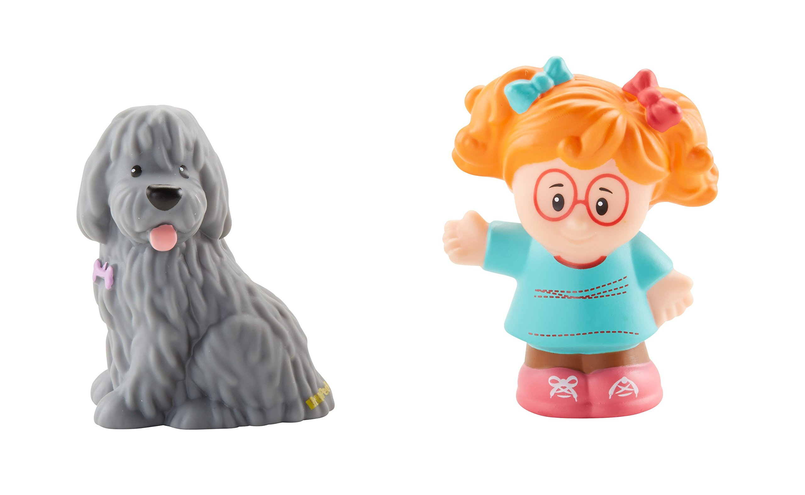 Fisher-Price Little People Sofie & Sheep Dog