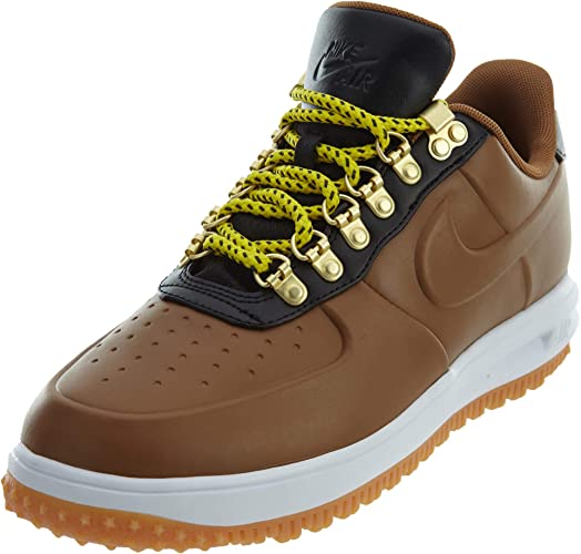 Schuhe Lf1 BraunSchwarzWeiß Nike Größe Low Duckboot – m6gyY7Ibfv
