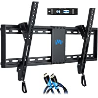 Mounting Dream Tilt TV Wall Mount Bracket for Most 37-70 Inches TVs, TV Mount with...