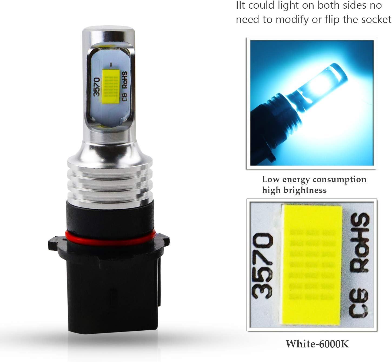 Driver side WITH install kit 6 inch -Black 2000 Mitsubishi Fuso FG SERIES Post mount spotlight Larson Electronics 1015P9JFMDG 100W Halogen