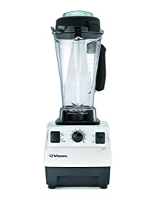 Vitamix Standard Blender, Professional-Grade, 64oz. Container, White (Certified Refurbished)
