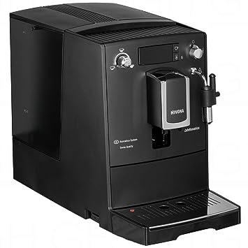 Amazon.com: Máquina de café espresso súper automática Nivona ...