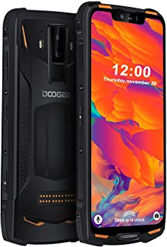 DOOGEE S90C Telefonos Moviles Libres 4G, Android 9.0 Helio P70 ...