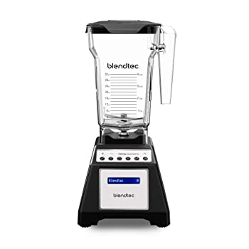 Blendtec Total Classic Fourside Blender For Smoothies