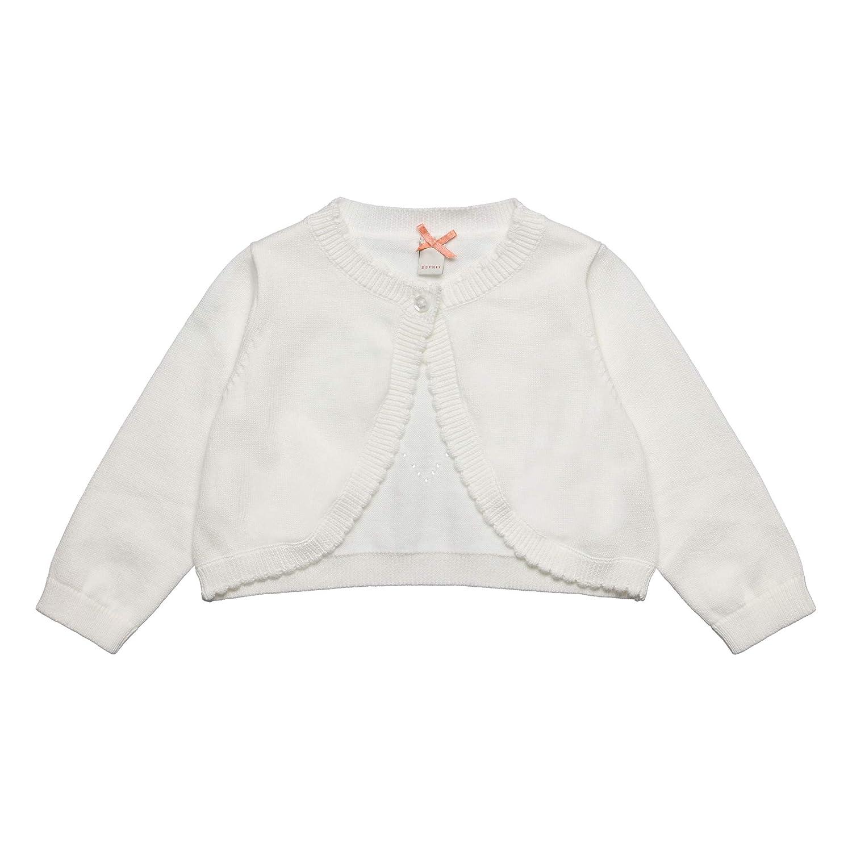 Esprit Sweater Card EA Chaqueta Punto Beb/é-para Ni/ñas