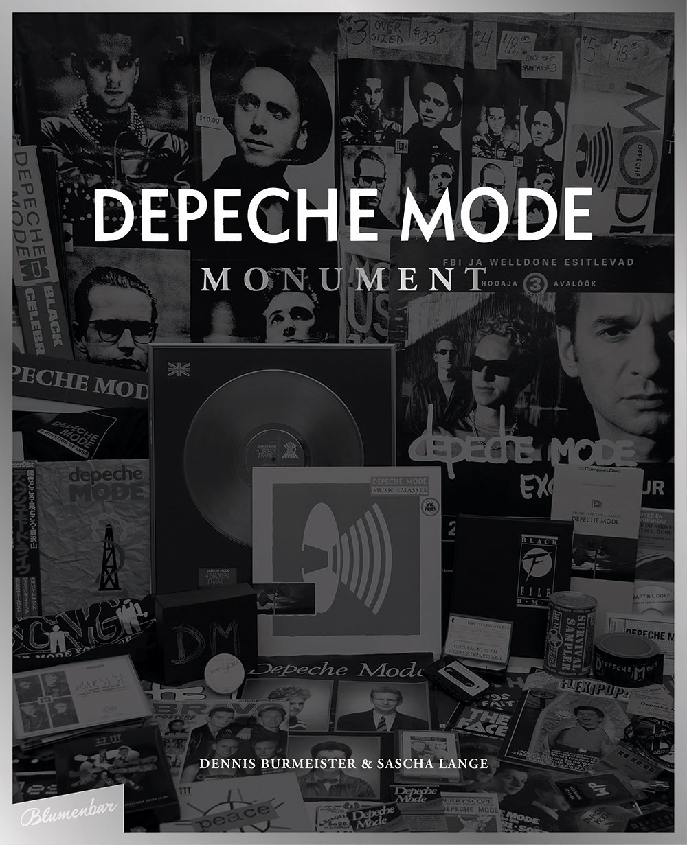 Depeche Mode Monument Limited Extended Version Amazonde Dennis