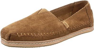 TOMS Alpargata Suede Womens Shoe