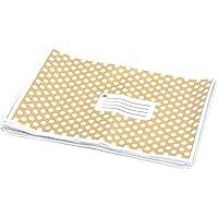 50 sobres de plástico de lunares de polietileno