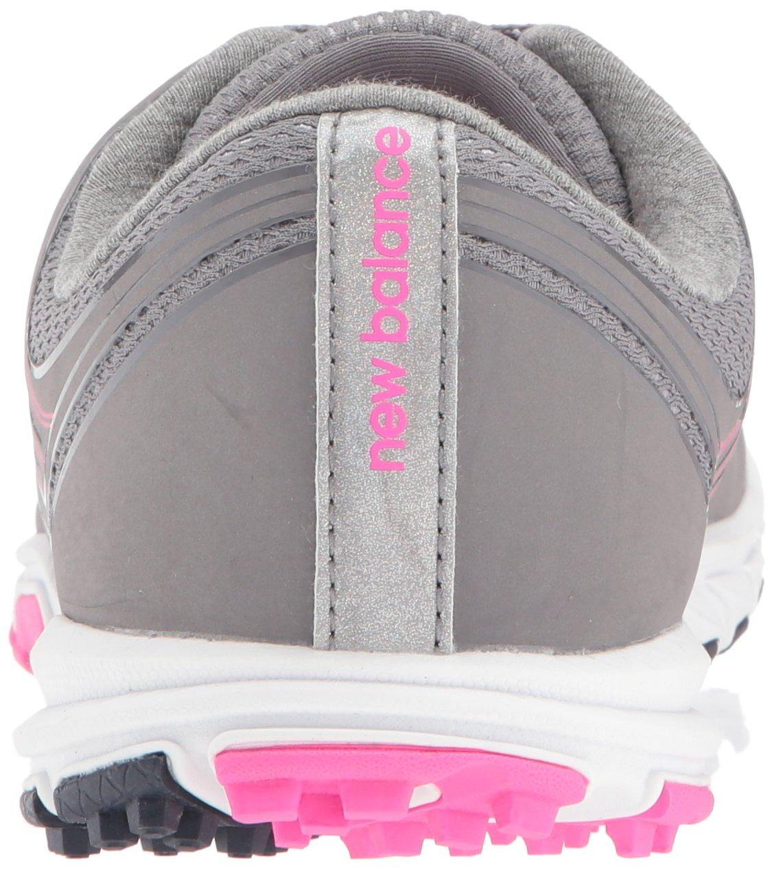 New Balance Women's Minimus Sport Golf Shoe, Pink/Grey, 7.5 B B US by New Balance (Image #2)