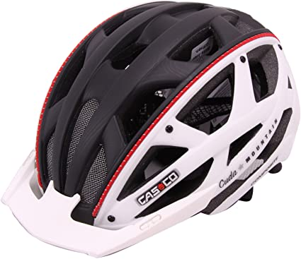 casco Helmet Cuda White-Black 2016