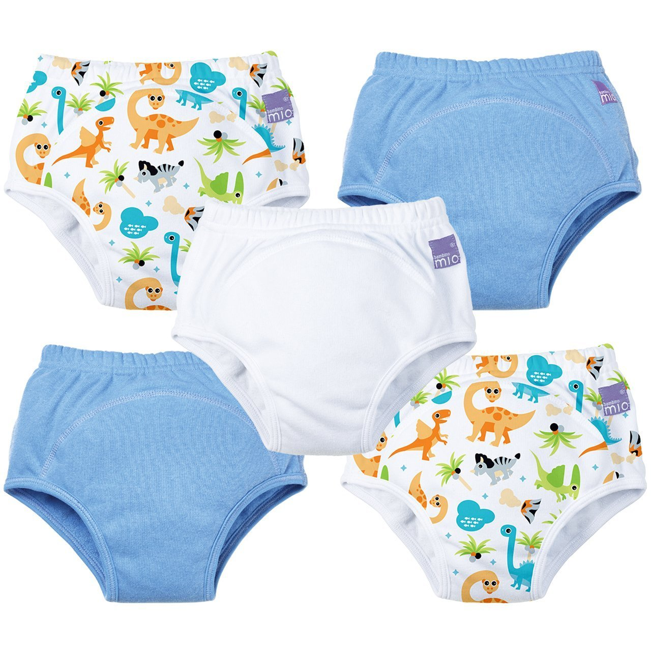 Potty Training Pants Bambino Mio Fairy 18-24 Months 5 Pack