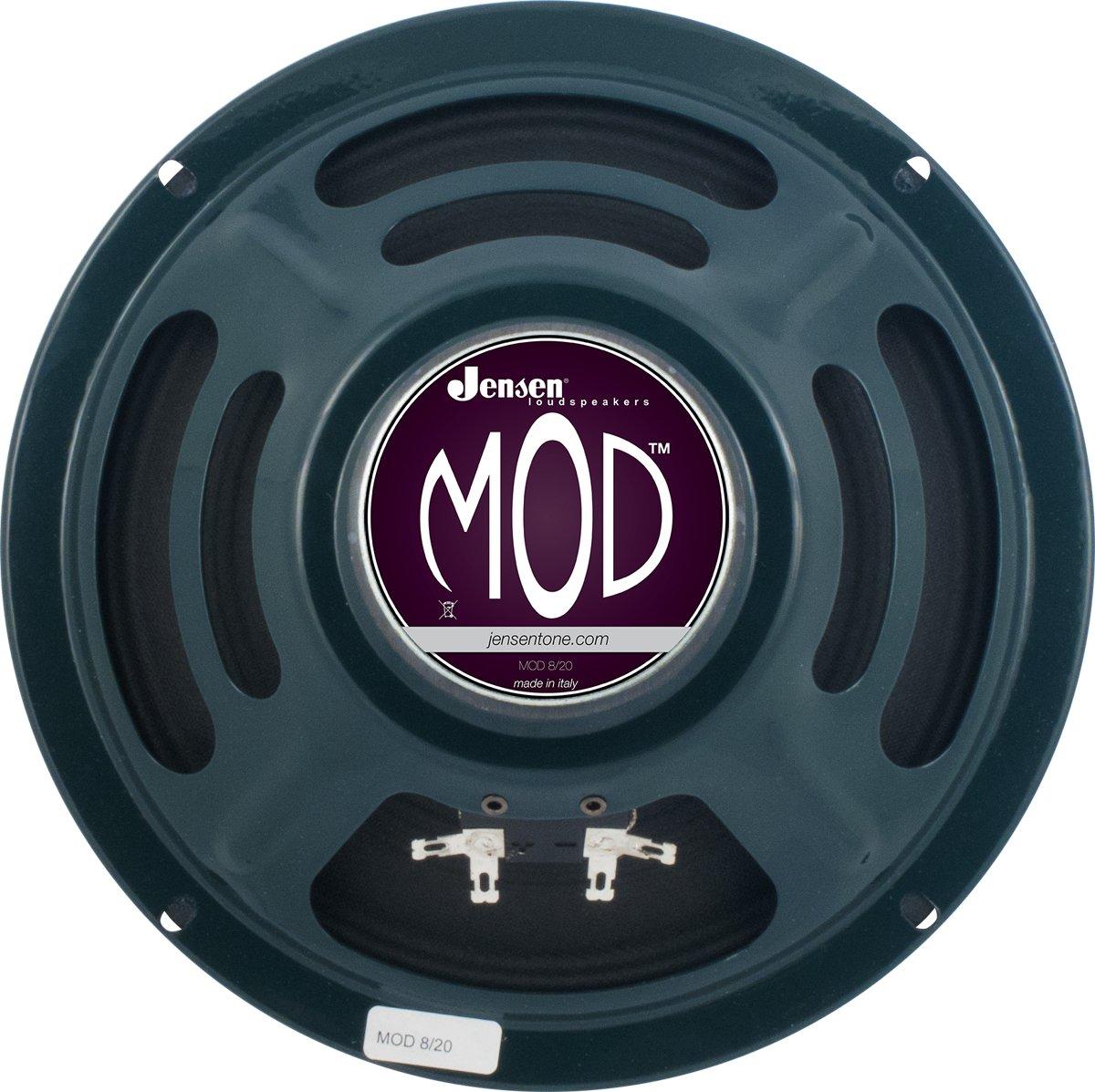 Jensen MOD8-20 - Altavoz de repuesto (20 W, 8 pulgadas, 4 Ohm ...