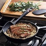 Di Oro Seamless Series Pro Grade Silicone Spoon