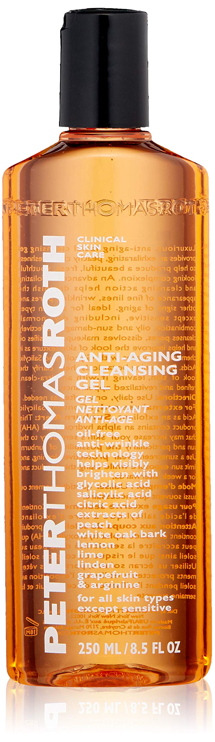 Peter Thomas Roth Anti-aging Cleansing Gel, 8.5 fl. oz. by Peter Thomas Roth