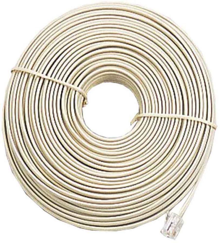 100 Feet Telephone Extension Cord BearTools