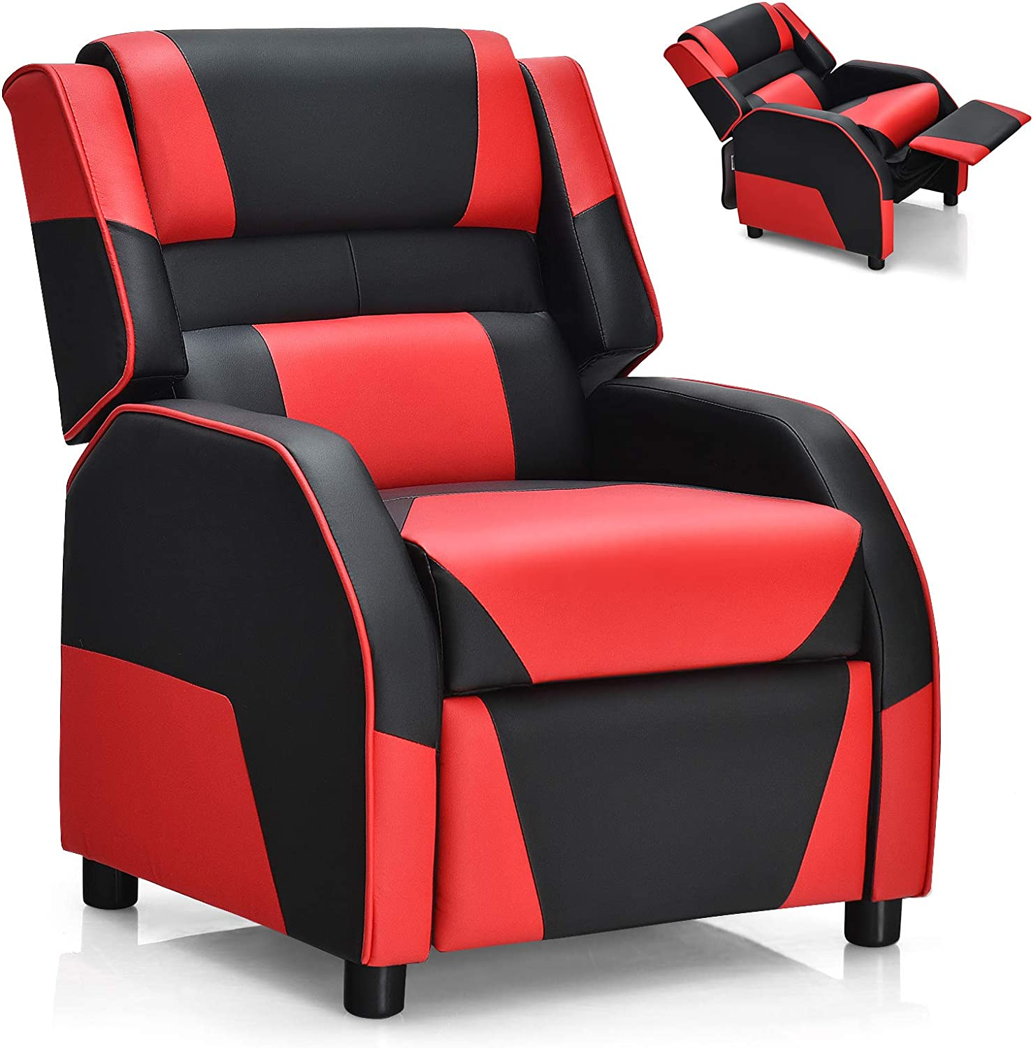 Best Lounge Chair for Kids: CostZon Kids Gaming Recliner Chair