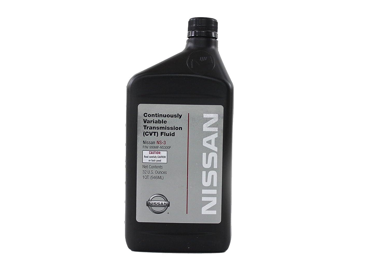Genuine Nissan Fluid (999MP-NS300P) NS-3 Continuously Variable Transmission  Fluid - 1 Quart