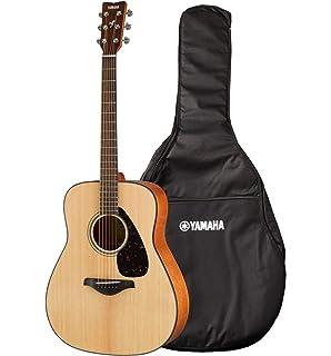 Yamaha FG800BSII Guitarra Acústica - Guitarra Western estándar con ...