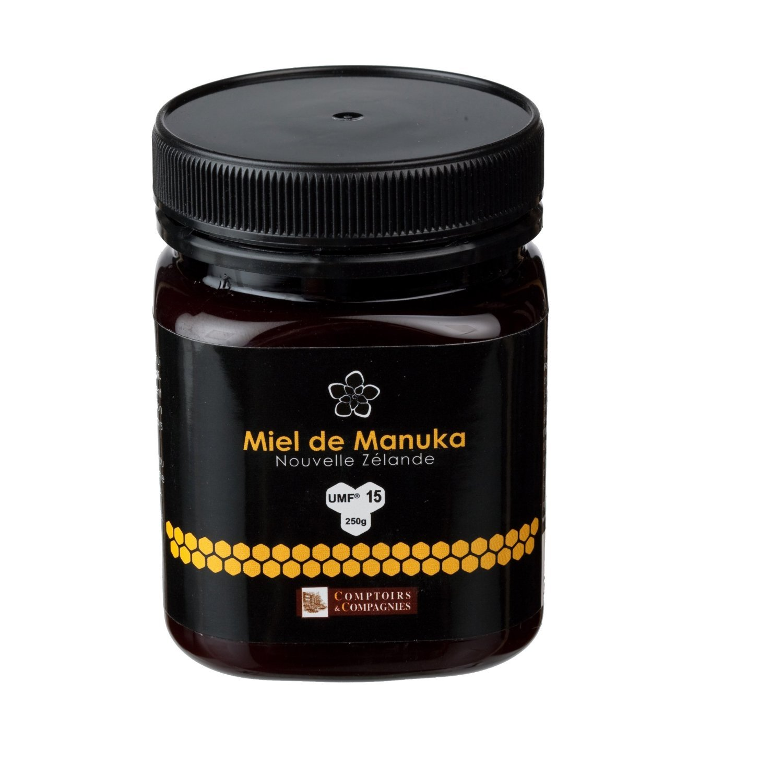 Miel de Manuka, de Nueva Zelanda