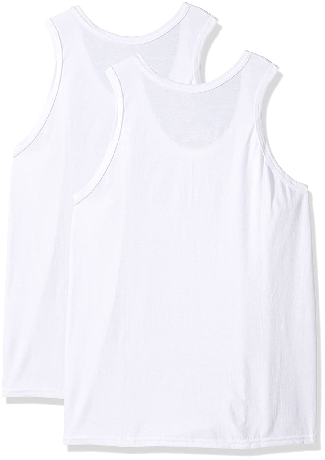 cb2112b7b3506b Hanes Men s X-Temp Tank Top 2 Pack Hanes Branded Printwear O42MT larger  image