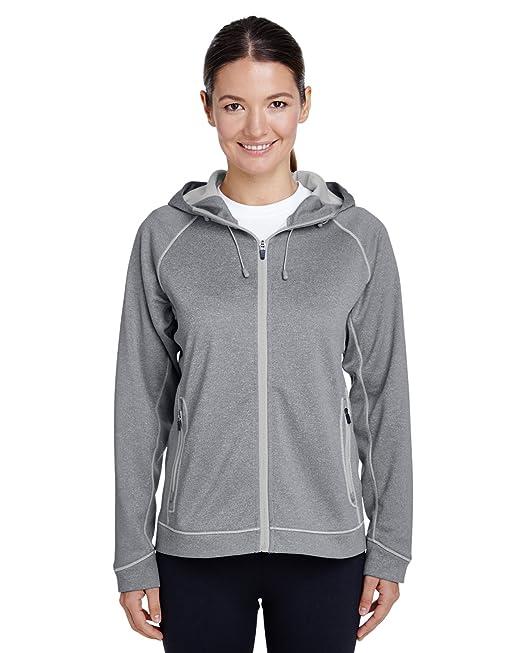 Equipo 365 Ladies Excel rendimiento chaqueta de forro polar (tt38 W): Amazon.es: Ropa y accesorios