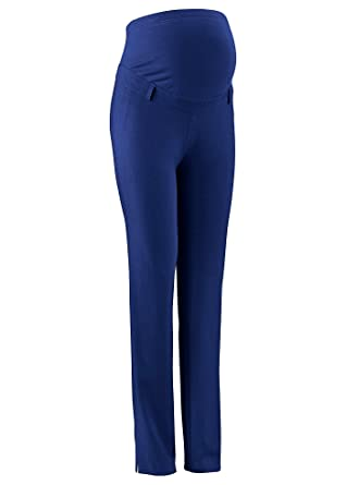 acquisto economico 1b8a5 d9cd0 bpc bonprix collection - Pantaloni - Donna Blu Mezzanotte W50 ...