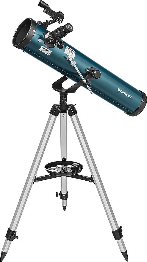 Amazon com: Orion SpaceProbe II 76mm Altazimuth Reflector