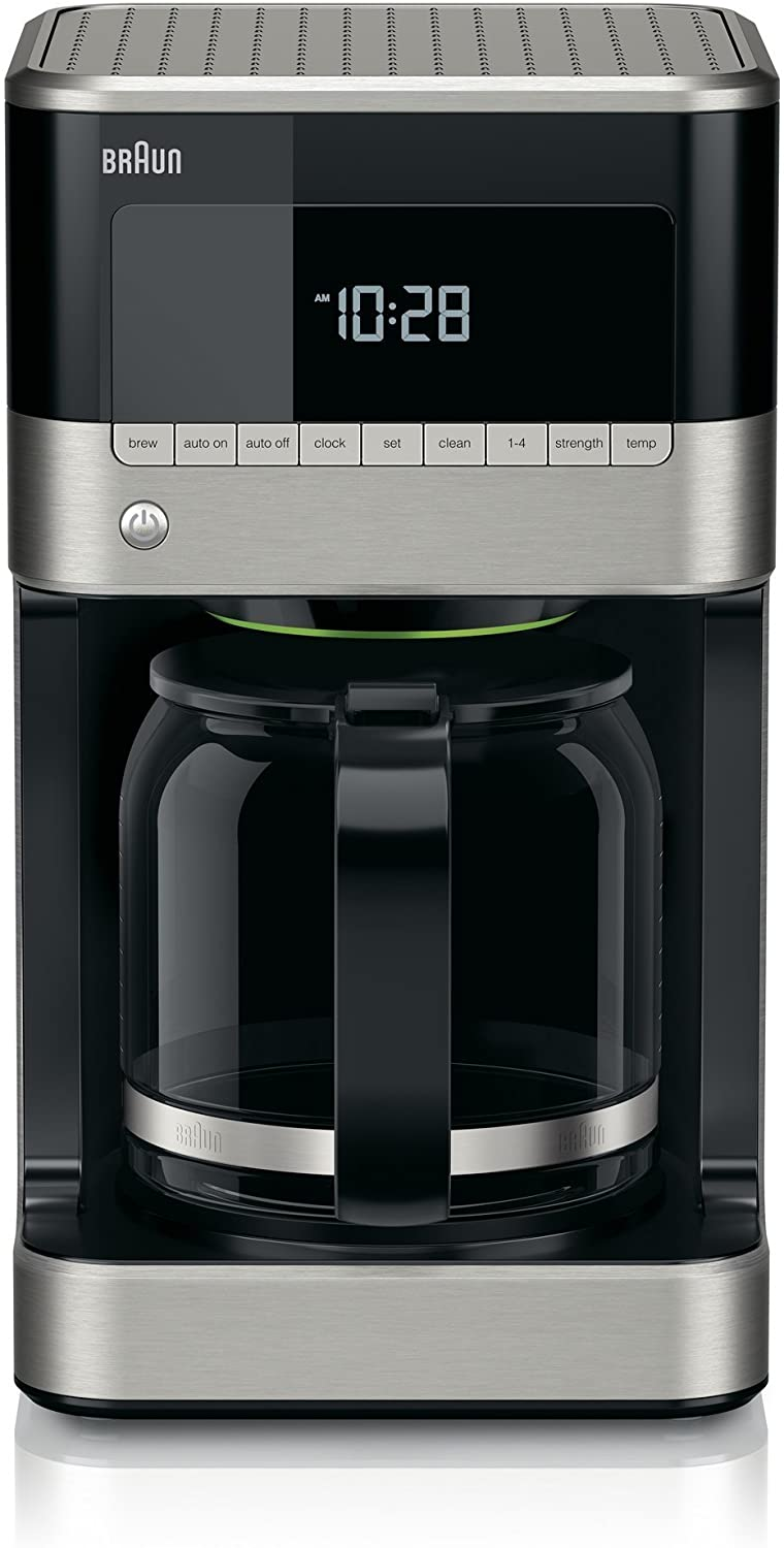 Braun Brew Sense Drip Coffee Maker