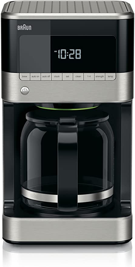 Amazon.com: Braun Brew Sense - Cafetera de goteo, color ...