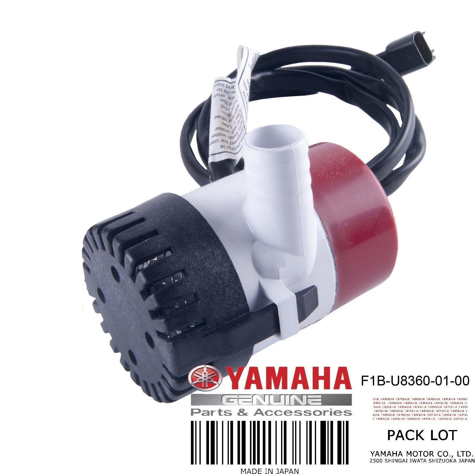 Yamaha F1B-U8360-01-00 BILGE PUMP ASSY; F1BU83600100 by Yamaha