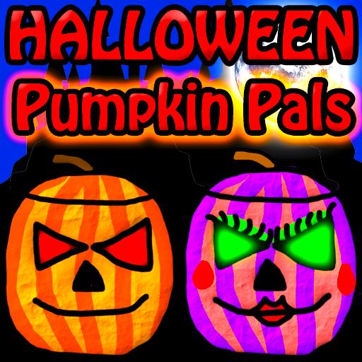 Halloween Pumpkin Pals]()