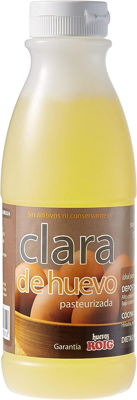 Huevos Roig Clara De Huevo 500 g: Amazon.es: Alimentación y ...