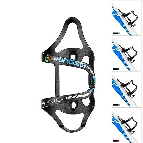 Borracce e portaborracce per biciclette XLC porta borraccia in alluminio nero bicicletta bike MTB NUOVO Sport e viaggi