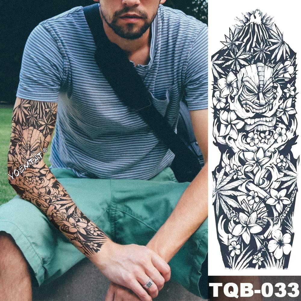Handaxian Etiqueta engomada del Tatuaje del Tatuaje Tribal ...