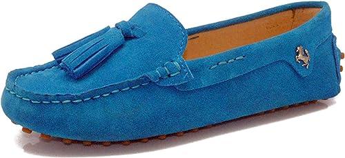 MINITOO Driving Shoes Women's Tassel