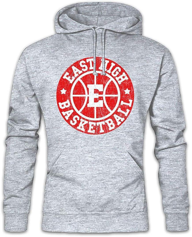 Urban Backwoods East High Basketball I Sudadera para Hombre Sweatshirt Pullover