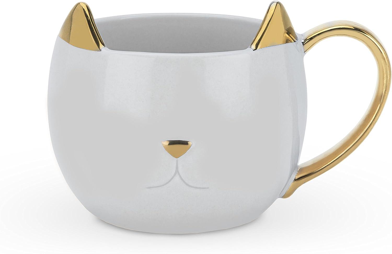 Pinky Up 5851 Mug, One Size, Grey